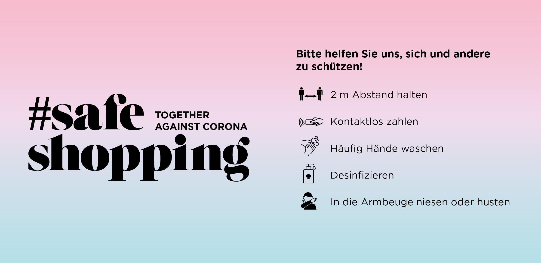 #SAFESHOPPING